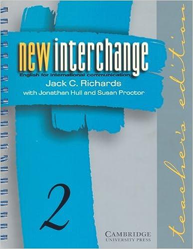 Interchange Teachers Book 2