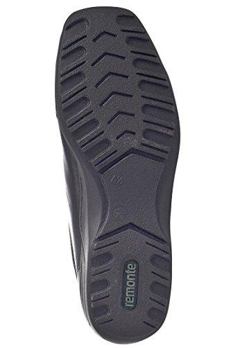 Noir Chaussures 1 Femmes 941584 Pantoufles Pacifique Bas Noir Remonte Les S6t0wqS