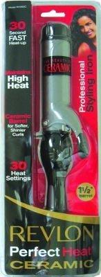 Curl Iron 1'' Perfect Heat 6 pcs sku# 905111MA by Helen of Troy - Reta