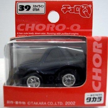 チョロQ STD-39 スカイライン GTS-R (ネイビー)