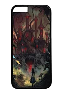 Alice Madness Returns Custom iPhone 6 4.7 inch Case Cover Polycarbonate Black