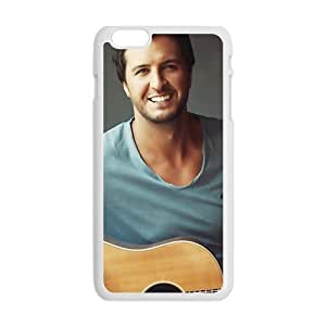 Approachable guitar prince Luke Bryan Cell Phone Case for Iphone 6 Plus