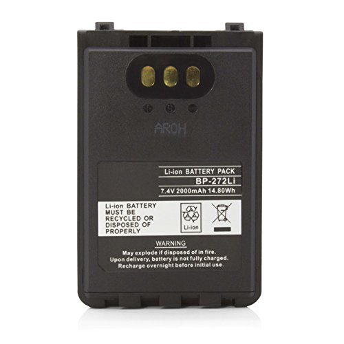 ExpertPower ICOM BP-272 LI-ION EQUIV Battery