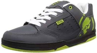 etnies Men's Metal Mulisha Cartel Skateboarding Shoe,Grey,11.5 M US