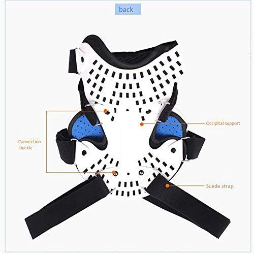 VIVI Ajustable vértebra Cervical Fijo Brace ortopédico ...