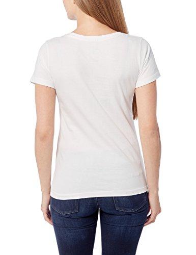 3 Da shirt T Colori In Bianco Confezione Donna Con Berydale wei Diversi Tondo Scollo SHqTx8w