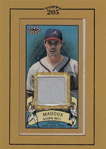 2003 T205 Relics #TR-GM1 Greg Maddux NM-MT+ MEM Atlanta Braves from T205