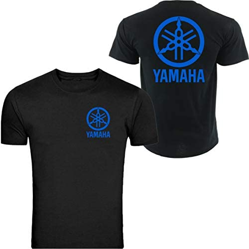 Yamaha Factory Racing Tee Logo Moto GP Motorcycle Motorbike Race Gift S 5XL T-Shirt