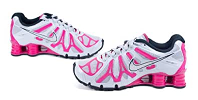 check out e9564 d1553 Image Unavailable. Image not available for. Color  Nike Women s Shox Turbo+  13 Running Shoe ...