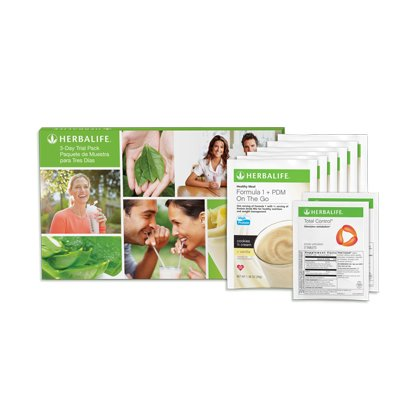 herbalife-3-day-trial-pack