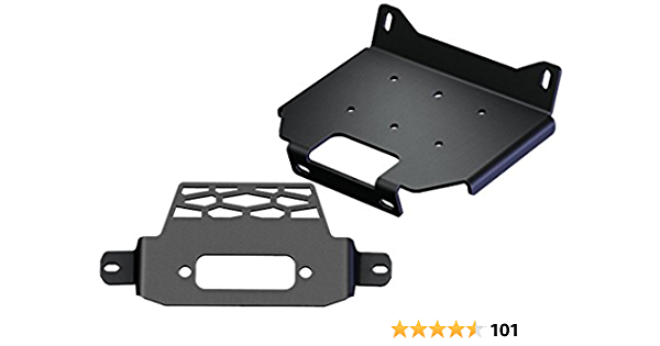 KFI Products 101170 Standard Winch Mount