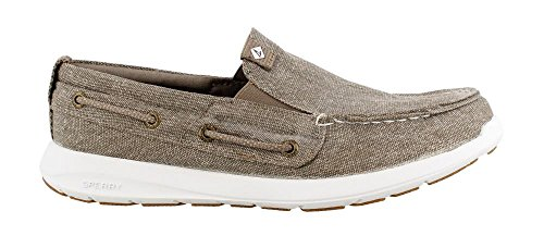 Sperry Men's, Sojourn Slip On Shoes Tan 10.5 M