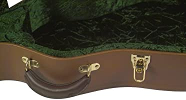 Superior CD-2510 Deluxe Hardshell Dreadnought Acoustic Guitar Case