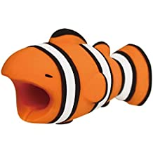 Oksale Cable BITE for iPhone Cable Cord Cute Animal Phone Accessory Protects Cable Accessory (Clownfish)