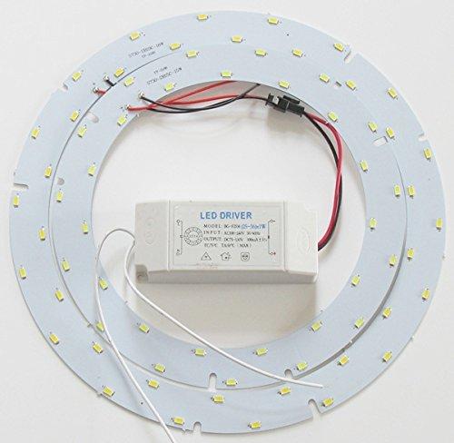 Retrofit Fluorescent Light Fixture For Led
