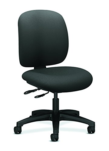 HON HON5903CU19T ComforTask Chair, Iron Ore CU19