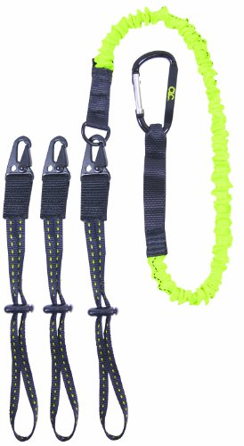 CLC Custom Leathercraft 1025 41-56 in. Interchangeable End Lanyard