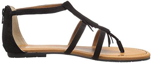 BC Footwear Women's Maltese II Gladiator Sandal Black 06vIP