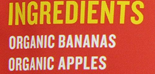 Little Duck Organics Tiny Fruits - Apple & Banana - 1 oz