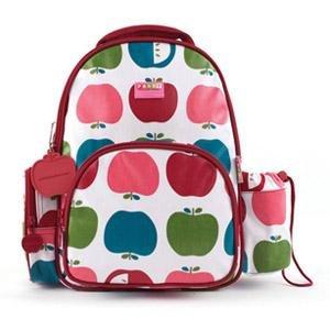 Penny Scallan Medium Backpack - Juicy Apple from Penny Scallan