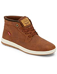 Mens Goshen Waxed UL NB Casual Sneaker Boot