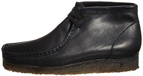 Boot Boot Boot Nero Uomo Black Mocassini Originals Originals Originals Originals Wallabee Clarks Leather E1wxpTq14