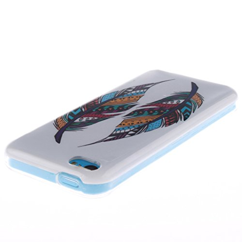 Iphone 5c coques Silicone TPU Gel ,Yaobai-Coque de protection en silicone TPU pour Apple Iphone 5c Etui case cover housse
