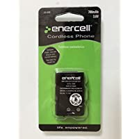 Enercell® 3.6V/700mAh Ni-MH Phone Battery for Panasonic® (23-906)