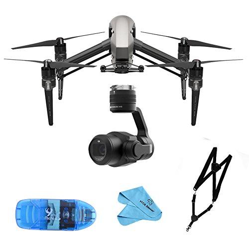 DJI INSPIRE 2 Drone QuadCopter 5.2K/4K 1080 P + Inspire 2