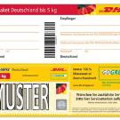DHL Paketmarken Deutschland bis 5 kg | Shop der Deutschen Post