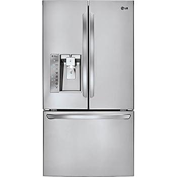 Amazon Com Lg Lfxs30766s 36 Quot French Door Refrigerator