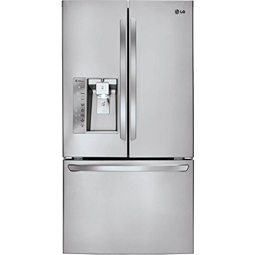 LG LFXS29626S 28.8 Cu. Ft. Stainless Steel French Door Refrigerator - Energy Star by LG