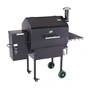 Green Mountain Grill DBWF Daniel Boone Pellet Grill - Wifi Enabled made by  fabulous Green Mountain