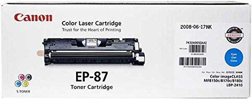 (Ep87c - Toner Cart Cyan Mf8170c)