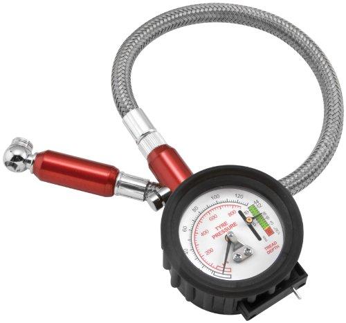 BikeMaster 2-In-1 Tire Gauge (0-60 PSI)