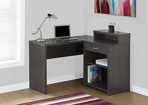 Monarch Computer Desk, Grey Monarch Specialties