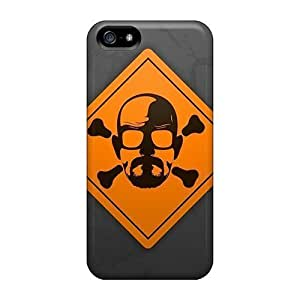 Fashion Cases For Iphone 5/5s- Breaking Bad Skull Defender Cases Covers