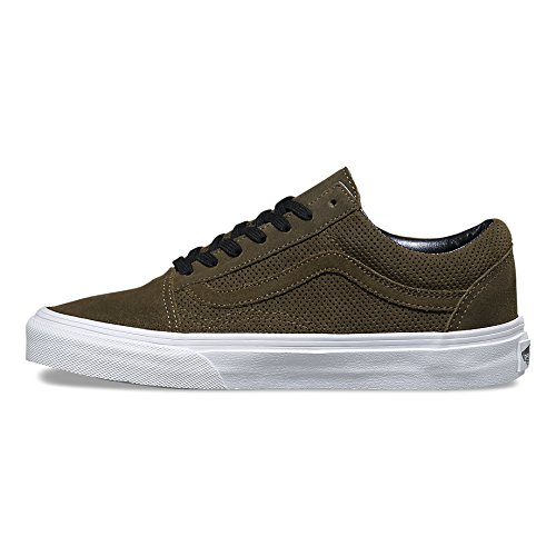 Sneakers perf Ta Suede Vans Basses Homme qOBdwqY4