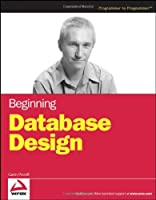 Beginning Database Design Front Cover