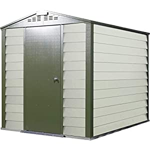 Best metal security sheds