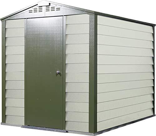 Best metal security sheds