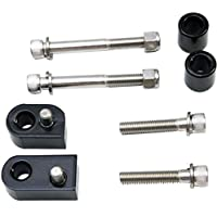Pro Pad FB-EXT9 Floorboard Extension Kit for Left & Right...