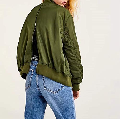 Green Army Giacca Donna Green Giacca Army Popoye Popoye Giacca Popoye Donna Iz5wR