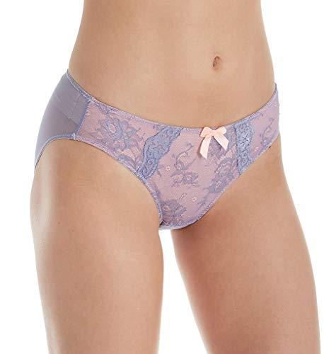 Perfects Australia Louisa Bikini Panty (14UBK94) M/Stonewash/Peach Sorbet