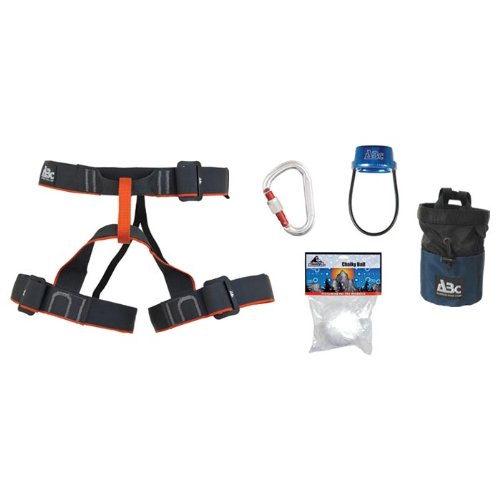 Abc Guide Harness Pack (Basic Chalk Bag)