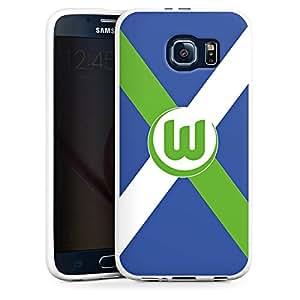 Samsung Galaxy S2Funda Case Protección cover VFL Wolfsburgo Artículo Fan Fútbol