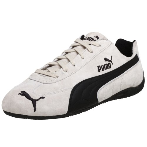 PUMA Men's Speed Cat SD US Sneaker,GreyBlack,12 M US