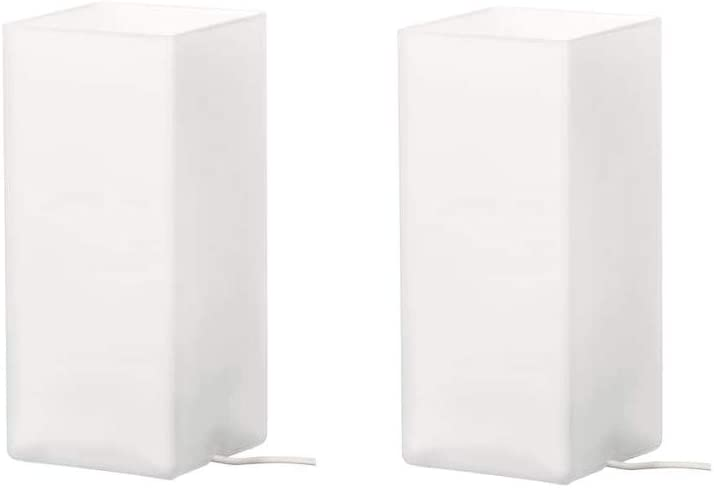 Lampes De Table Ikea Grono Lampe De Table En Verre Depoli Blanc A Fournitures De Bureau Hotelaomori Co Jp