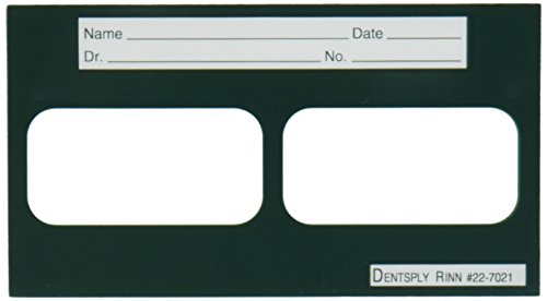Dentsply 227021 EZ-View Series 22 Green Masked