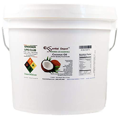 ESSENTIAL DEPOT Coconut Oil Quality product image
